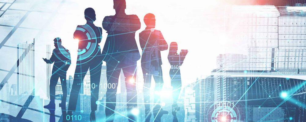 Employees in Cyber, Network and Data Security